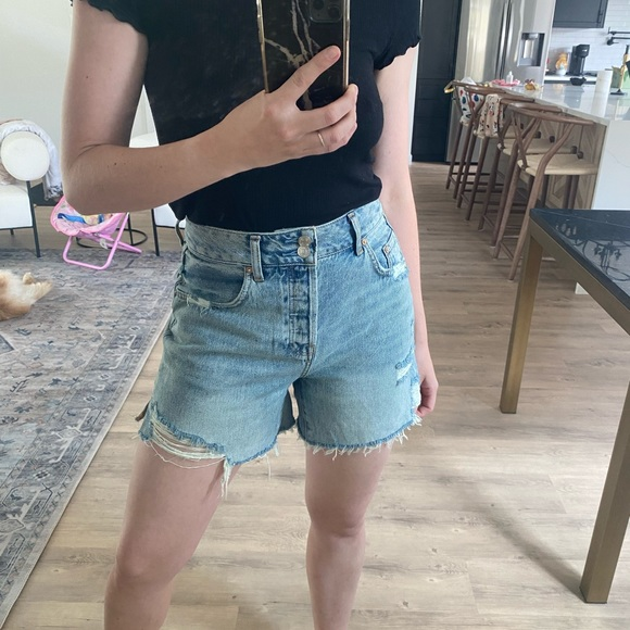 FREE PEOPLE Shorts *NEW* size 26